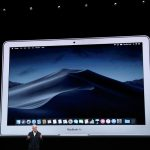 Apple unveils new Mac computers at New York Event