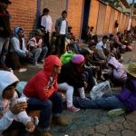 Immigrant caravan organizers arrested, after Trump Honduras