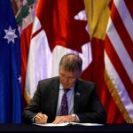 Pacific Trade Pact to begin in late 2018 after six members have ratified