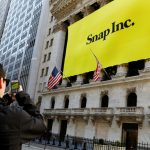 Snap shares fall when two million users continue