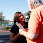 State of play: Tightening Arizona race Democrats slim Senate PHOENIX, Arizona (AP) – for most of the threatening hopes
