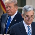 "Trump says fed is its ""biggest threat"" because it rates too fast"