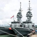 India and Singapore begin exercises at sea