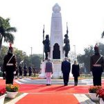 Prime Minister Modi pays tribute to Indian soldiers who fought in the First World War