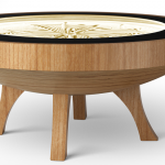 Sisyphus table: fusion of art and technology