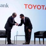 SoftBank and Toyota want driverless cars to change the world