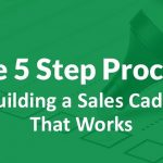 The 5-step process to create a sales pace that works | The sales insider