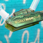 Twenty-four-year-old hands over paperwork and whimsical pipes to 12,000 High High Club members