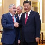 "US Ambassador Expects Friday ""Frank"" Dialogue with China"