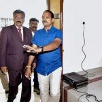 Concentrate on developing general skills of students at the University of Ongole: V-C