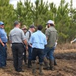 Forest Fire Direction: Staff Tour at Blue Ribbon