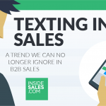 Tips on Sending SMS in B2B Sales | The sales insider