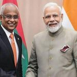 India and the Maldives will strengthen their links with the defense