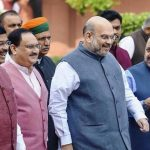 BJP MPs informed of Foreign Minister Modi's visits abroad